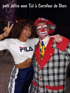 clown funy et tal