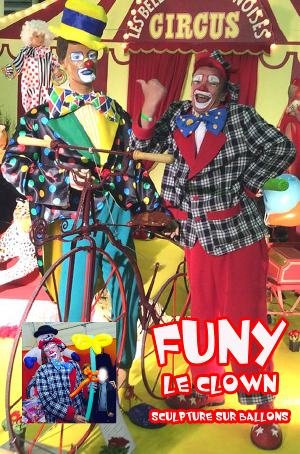 clown funy reims